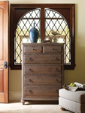 Kincaid Weatherford Hamilton Chest in Heather