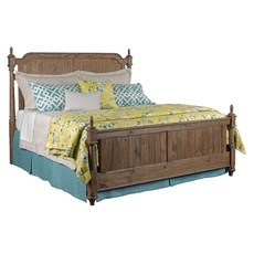 Kincaid Weatherford Westland Bed in Heather