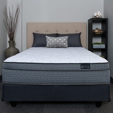 King Koil Luxury Carlisle Euro Top 14.5 Inch Mattress Only OVMB042112 - Overstock Model ''As-Is''