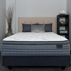 Queen King Koil Luxury Margate Euro Top 13.5 Inch Mattress Only OVMB042140 - Overstock Model ''As-Is''