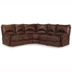 Lane Alpine Reclining Corner Sectional - You Choose the Fabric