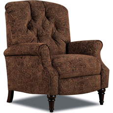 Lane Fastlane Belle Hi-Leg Recliner in Tobacco