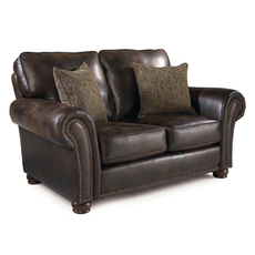 Lane Benson Stationary Loveseat