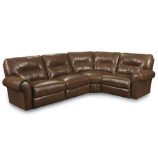 Lane Brandon 4 Seat Sectional - You Choose the Fabric
