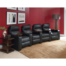 Lane End Zone 4 Seat Theatre Sectional - You Choose the Fabric