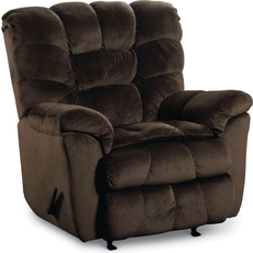 Lane Extravaganza Rocker Recliner in Champion Chocolate