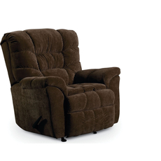 Lane Extravaganza Rocker Recliner in Scrumptious Chocolate