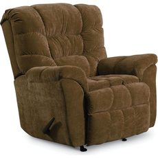 Lane Extravaganza Rocker Recliner in Scrumptious Tobacco