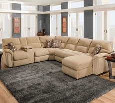 Lane Fastlane Grand Torino Sectional