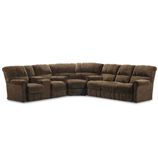 Lane Fastlane Griffin Reclining Sectional