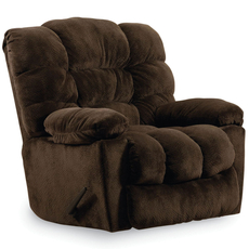 Lane Fastlane Lucas Recliner in Champion Chocolate