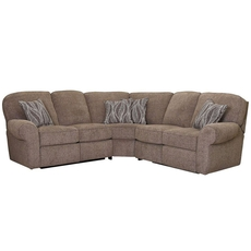 Lane Fastlane Megan Sectional in Logan Stone