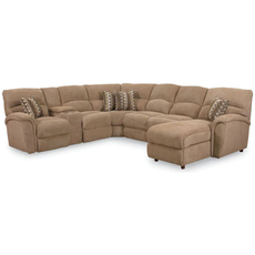 Lane Grand Torino Sectional - You Choose the Fabric