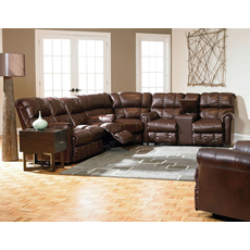 Lane Griffin Sectional - You Choose the Fabric