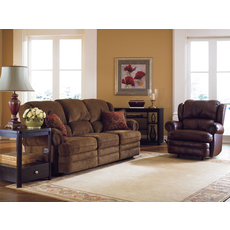 Lane Hancock Double Reclining Sofa - You Choose the Fabric