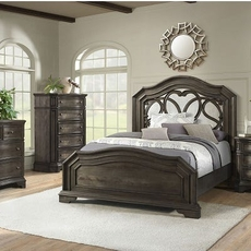 Lane Home Furnishings Avignon 4 Piece King Bedroom Set