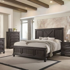 Lane Home Furnishings Cimarron 4 Piece King Bedroom Set