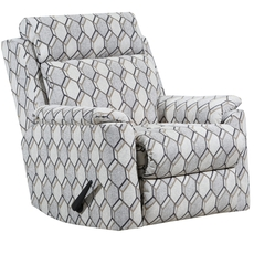 Lane Home Furnishings Extrovert Silver Rocker Recliner