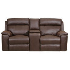 Lane Home Furnishings Koda Tobacco Power Motion Loveseat