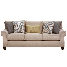 Lane Home Furnishings Nora Alabaster Queen Sleeper