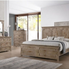 Lane Home Furnishings Sante Fe 4 Piece King Bedroom Set