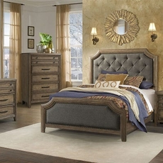Lane Home Furnishings Urban Charm 4 Piece Queen Bedroom Set