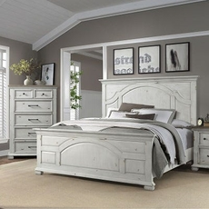 Lane Home Furnishings Vintage Revival 5 Piece Queen Bedroom Set