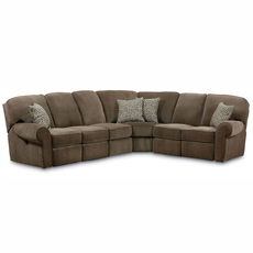 Lane Megan Sectional - You Choose the Fabric