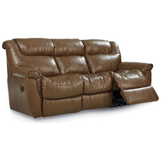 Lane Montgomery Double Reclining Massage Sofa - You Choose the Fabric