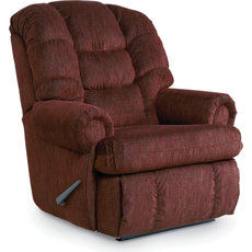 Lane Stallion Comfort King Hide-A-Chaise Wallsaver Recliner - You Choose the Fabric