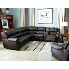 Lane Summerlin Console Sleeper Sectional - You Choose the Fabric
