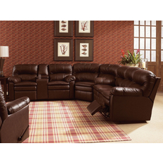 Lane Touchdown Sectional - You Choose the Fabric