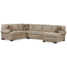 Lane Vivian Stationary Sectional - You Choose the Configuration