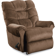 Lane Zip Wallsaver Recliner in Champion Brown Sugar