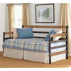 Largo Bismark Daybed with Free Mattress