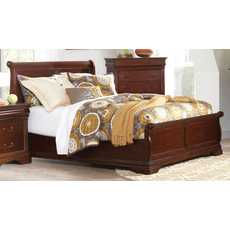 Largo Chateau Low Profile Bed