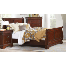 Largo Chateau Sleigh Bed