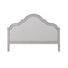 Legacy Classic Belhaven King Upholstered Panel Headboard