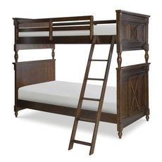 Legacy Classic Kids Big Sur by Wendy Bellissimo Bixby Twin Over Twin Bunk Bed