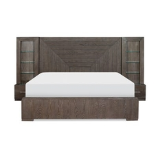 Legacy Classic Facets King Wall Panel Bed