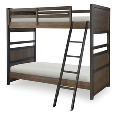Legacy Classic Kids Fulton County Twin Over Twin Bunk Bed