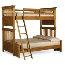 Legacy Classic Kids Bryce Canyon Twin over Full Bunk Bed