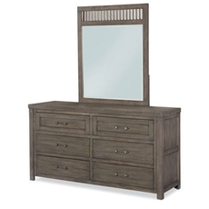 Legacy Classic Kids Bunkhouse Dresser and Mirror