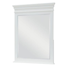 Legacy Classic Kids Canterbury Vertical Mirror in Natural White