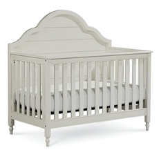 Legacy Classic Kids Inspirations by Wendy Bellissimo Convertible Crib in Seashell White