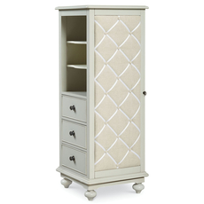 Legacy Classic Kids Inspirations by Wendy Bellissimo Dreamer Chest in Seashell White