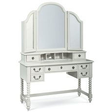 Legacy Classic Kids Inspirations by Wendy Bellissimo Vanity Set in Seashell White