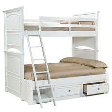 Legacy Classic Kids Madison Twin over Full Bunk Bed