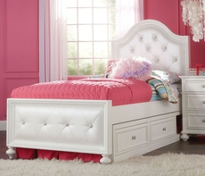 Legacy Classic Kids Madison Upholstered Bed