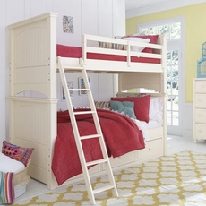 Legacy Classic Kids Summerset Twin Over Twin Storage Bunk Bed